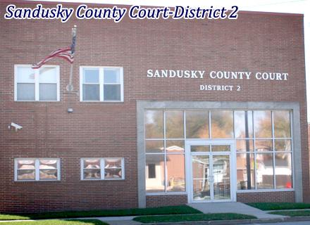 Sandusky County, Ohio - County Courts
